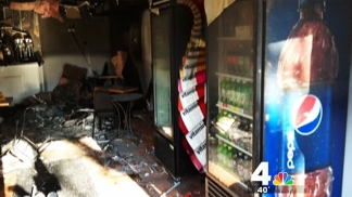 Deli Owner Hurt in Explosion Speaks From Hospital Bed