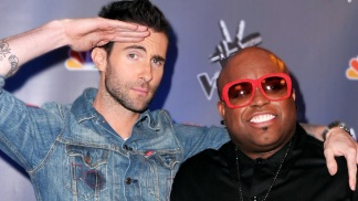 "Adam Levine & Cee Lo Green On ""The Voice"" Season 2 Contestants"