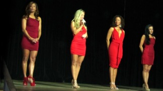 A Peek Inside: Redskins Cheerleader Auditions