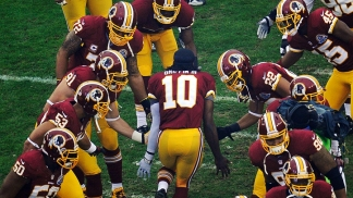Pics: RGIII Through the Season