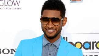 Usher Talks Justin Bieber Making Forbes' Celebrity 100 List