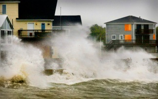 Dramatic Photos: The Fury of Irene