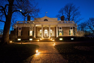 Pics: Holidays at Monticello