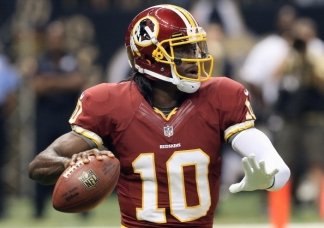 Pics: Redskins Vs. Saints