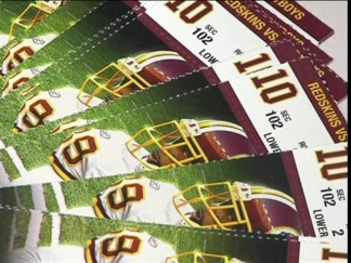 Redskins Ticket Practices Under Scrutiny