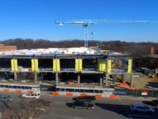 Time-Lapse: Construction of the New Social Safeway