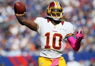 RGIII Sets Single-Season Merch Record