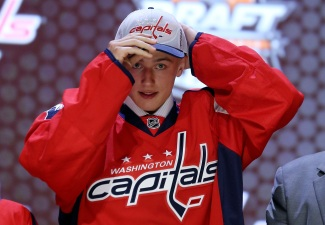 Caps Select Vrana With 13th Pick