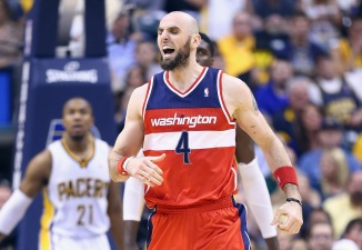 Gortat Makes NBA History in Game 5 Win