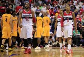 Wizards Come Up Small in Crunch Time