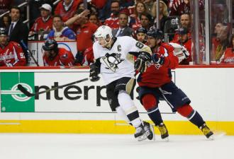 Capitals Expect Crosby to Respond in Game 2