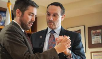 Mayor Gray Shows Off Hand Dancing Knowledge