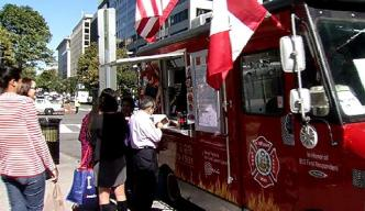 Food Truck Owners Avoid Government Centers