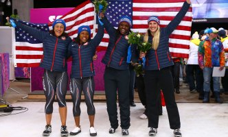 Hard Work Pays Off for Bronze Medal-Winning Women's Bobsled Team