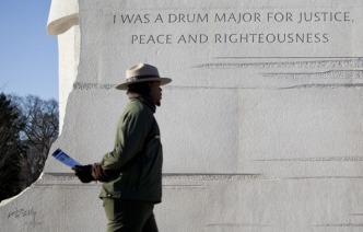 Quote on MLK Memorial to Be Removed