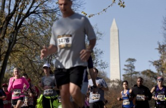 Marine Corps Marathon to Go On as Planned