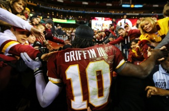 RGIII's Recovery Influencing TV Schedule