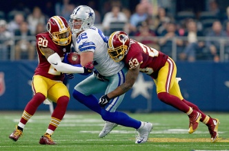 Record-Breaking Day as Redskins Down Cowboys