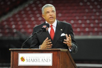 Sources: UMd. Athletic Director Kevin Anderson on Paid Leave
