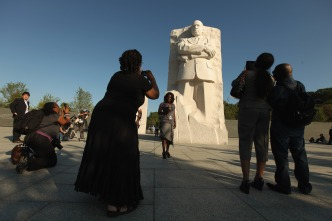 Interior Secretary to Address MLK Memorial Quote