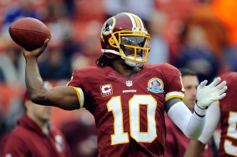 "RGIII Has ""Legitimate Chance"" To Start Week 1"