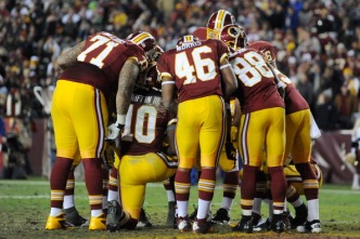 "Bill Would Prevent ""Redskins"" Being Trademarked"