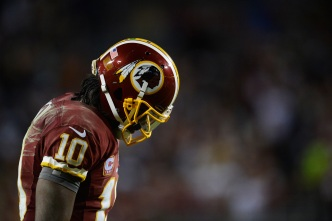 RGIII's Knee, 'Skins D Buckle in 24-14 Loss