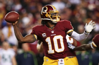 RGIII Named Offensive Rookie Of The Year