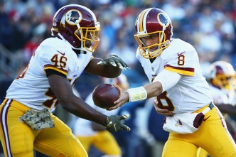 Redskins Take 8-Game Road Drought to Unbeaten Panthers