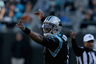 Newton, Panthers Too Much as Redskins Lose, 44-16