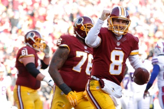 Redskins Look to Philly After Blasting Bills