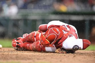 Nationals Catcher Wilson Ramos Out With Torn ACL