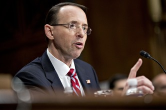 New Deputy AG Rosenstein Leaves Md. Prosecutors in Good Shape