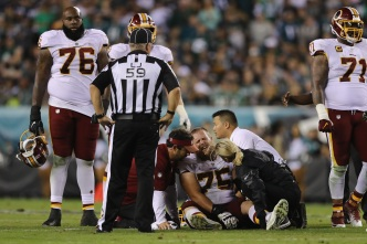 Banged-Up Redskins Face Short Week Before Game vs Cowboys