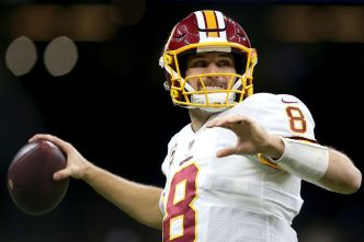 Redskins Host Giants in First Thanksgiving Home Game
