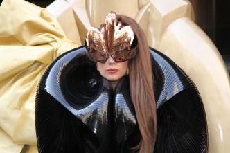Lady Gaga to Perform at Tuesday Ball