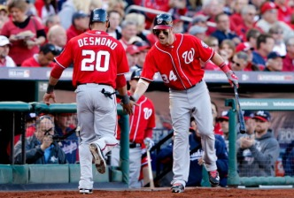 Nats' NLCS Tickets Go Fast