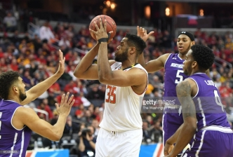 Terps One And Done in Big Ten Tournament