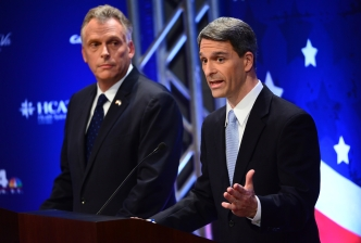 Final Push to Become Va.'s Next Gov. Brings Big Names