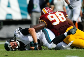 Orakpo Out For Season