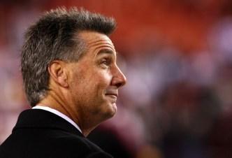 """Redskins GM Bruce Allen Promises """"Full Evaluation"""""""