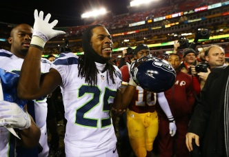 Trent Williams Smacks Richard Sherman, Apologizes