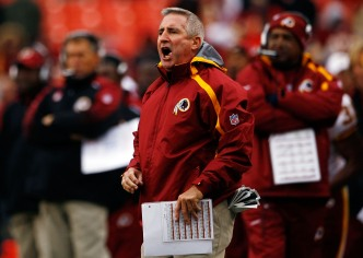 Source: Redskins Coach Smith Leaving for Steelers