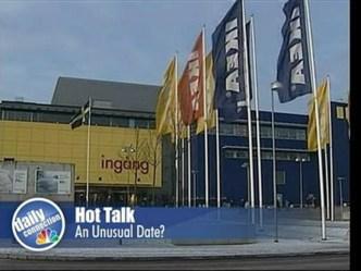 Hot Talk: An Unusual First Date, Krammer, Keeper, Coffee & Money?