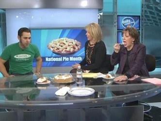 Bayou Bakery Celebrates Pie Month