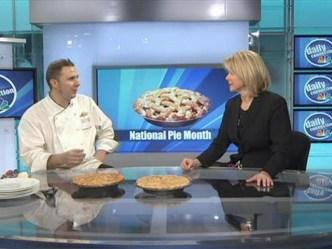 Marcel's Paul Stearman Shares His Plum Pie