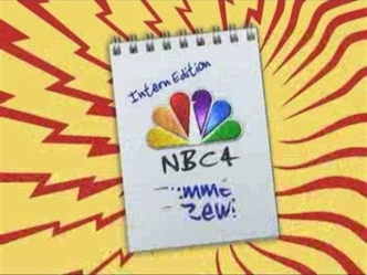 NBC4 Interns: Summer '09 Rewind