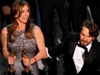 """Hurt Locker"" Makes Oscar History"