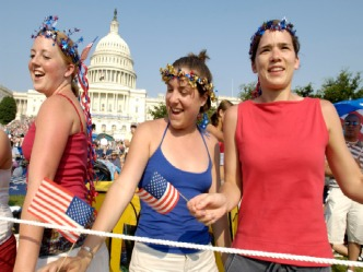 Music Events on the Fourth