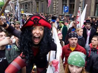 Yarr, It's the Blackbeard Pirate Festival
